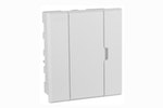 Quadros de Distribuição 6 a 8 Disjuntores - Astra - QD68*Branco - Unitário
