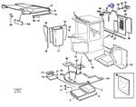 Forro para Estofamento - Volvo CE - 11006953 - Unitário