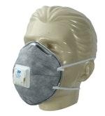 Respirador Descartável com Válvula PFF2 Mod. 8023 para Poeiras e Névoas - 3M - HB004116693 - Unitário