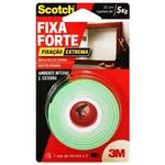 Fita Dupla Face 3M Scotch Fixação Extrema 24mm x 2m - 3M - HB004492250 - Unitário