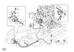 Mangueira - Volvo CE - 9451-06210 - Unitário