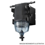Filtro de Combustível - Fleetguard - FS1207 - Unitário