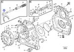 Garfo Seletor - Volvo CE - 15163862 - Unitário