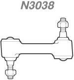 Braço Auxiliar - Nakata - N 3038 - Unitário