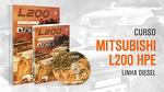Curso - Diesel - Mitsubishi L200 - Módulo 10 - VIDEOCARRO - 11.10.01.226 - Unitário