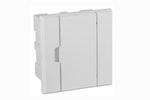 Quadros de Distribuição 3 a 4 Disjuntores - Astra - QD34*Branco - Unitário
