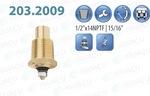 Sensor para o Marcador de Temperatura do Painel C10 1971 - Iguaçu - 203.2009 - Unitário