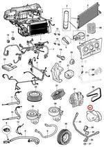 Tensionador Tensor da Correia do Alternador E Direção C/Dh C/Ac - Original Chevrolet - 93374496 - Unitário