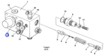 Arruela de Vedação - Volvo CE - 14013072 - Unitário