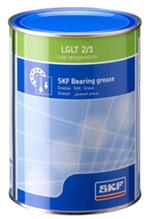 Graxa de baixas temperaturas e velocidades extremamente altas - SKF - LGLT 2/1 - Unitário