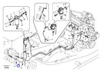 Mangueira de Combustível - Volvo CE - 9951-11021 - Unitário