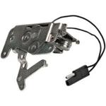 Fechadura da Porta com Micro Interruptor e Check Control - sem Trava - Universal - 60857 - Par