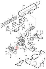 Anel-vedador do turbocompressor - Original Chevrolet - 70680016 - Unitário