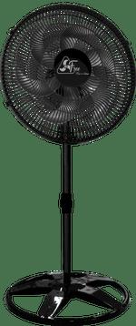 Ventilador de Coluna Oscilante com Grade Plástica Delta Free Preto 40cm Bivolt - Venti-Delta - 63-4300 - Unitário