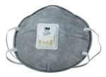 Respirador Descartável com Válvula PFF1 Mod. 8013 para Poeiras e Névoas - 3M - HB004116685 - Unitário