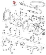 Pino elástico - Original Chevrolet - 11071271 - Unitário