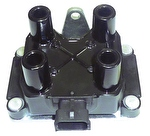 Bobina de Ignição - Multiqualita - AT0297 - Unitário