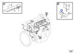 Suporte - Volvo CE - 21377079 - Unitário