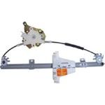 Máquina do Vidro Elétrico da Porta Dianteira - Universal - 21183 - Unitário