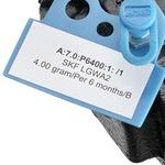 10 folhas de etiquetas adesivas para impressão - SKF - TLAT 10 - Unitário