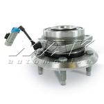 Cubo de Roda - MAK Automotive - MBR-WH-00500900 - Unitário