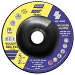 Disco de desbaste BDA 443 - 115x4,0x22,23mm - Norton - 66252842935 - Unitário
