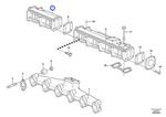 Tubo de Admissão de Ar - Volvo CE - 20792899 - Unitário