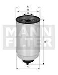 Filtro Blindado do Combustivel Separador de água - Purolator - F1089 - Unitário