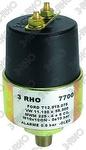 Sensor de Pressão do Óleo - 3-RHO - 7700 - Unitário