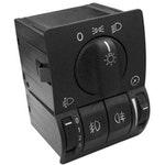 Interruptor da Luz - Lanterna de Neblina - Farol de Milha - Universal - 90504 - Unitário