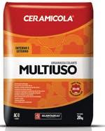 Argamassa Ceramicola Multiuso Interno/Externo Cinza - Rejuntabrás - 20091 - Unitário