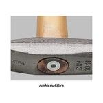 Miniatura imagem do produto Martelo Pena Basic 100g com Cabo em Madeira Envernizada - Tramontina - 40443002 - Unitário