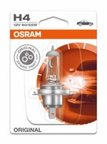 Lâmpada Halogena H4 SHUMA 2000 - Osram - 64193 - Unitário