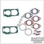 Junta do Carburador Solex Duplo - Bastos Juntas - 311003 - Unitário