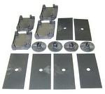 Kit Calços Feixe de Molas - Kit & Cia - 30300 - Unitário