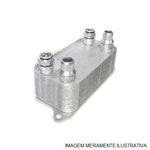 Cabeçote do Filtro e Resfriador de Óleo Lubrificante - Mwm - 961009400066 - Unitário