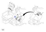 Buzina - Volvo CE - 14531261 - Unitário