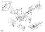 Parafuso - Volvo CE - 8230-25860 - Unitário