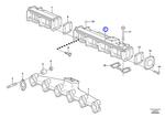 Tubo Resfriador de Ar - Volvo CE - 21011717 - Unitário