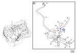 Porca - Volvo CE - 14601150 - Unitário