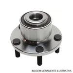 Cubo de Roda - FAG - 801191BA - Unitário
