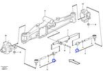 Eixo do Terminal da Direção - Volvo CE - 15189116 - Unitário