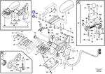 Botão - Volvo CE - 11429093 - Unitário