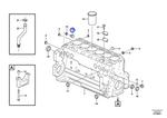 Bujão - Volvo CE - 20441859 - Unitário