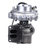 Turbocompressor K27 - BorgWarner - 53279887208 - Unitário