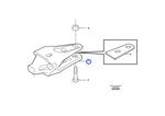 Adaptador do Dente - Volvo CE - 15052776 - Unitário