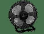 Ventilador de Mesa com Grade de Aço Premium Preto 40cm Bivolt - Venti-Delta - 70-5412 - Unitário