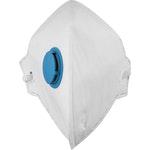 Máscara Dobrável Semifacial sem Carvão Ativado com Válvula PFF1 RDV 2102 - Vonder - 70.48.210.210 - Unitário