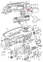 Cordão da Tampa do Porta Luvas - Original Chevrolet - 15648068 - Unitário