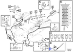 Chave Reversível - Volvo CE - 14663554 - Unitário